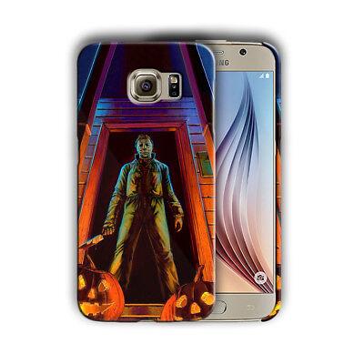 Halloween Michael Myers Samsung Galaxy S4 5 6 7 8 9 Edge Note 3 - 9 Plus Case 40