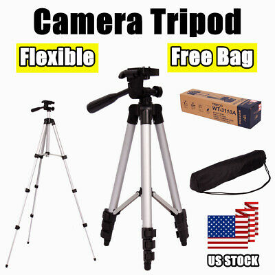 Portable Universal Adjustable Camera Stand Tripod for Digital Camera Canon Nikon