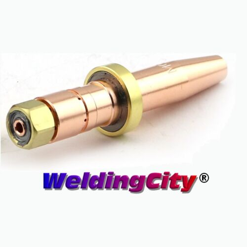 WeldingCity® Acetylene Cutting Tip MC12-2 #2 for Smith Torch | US Seller Fast