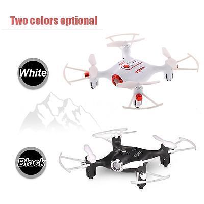 Syma X20 Pocket Drone 2.4G Mini RC Quadcopter Headless Mode Altitude Hold toys