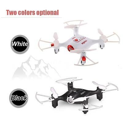Syma X20 Pocket Drone 2.4G Mini RC Quadcopter Headless Mode Altitude Hold toys