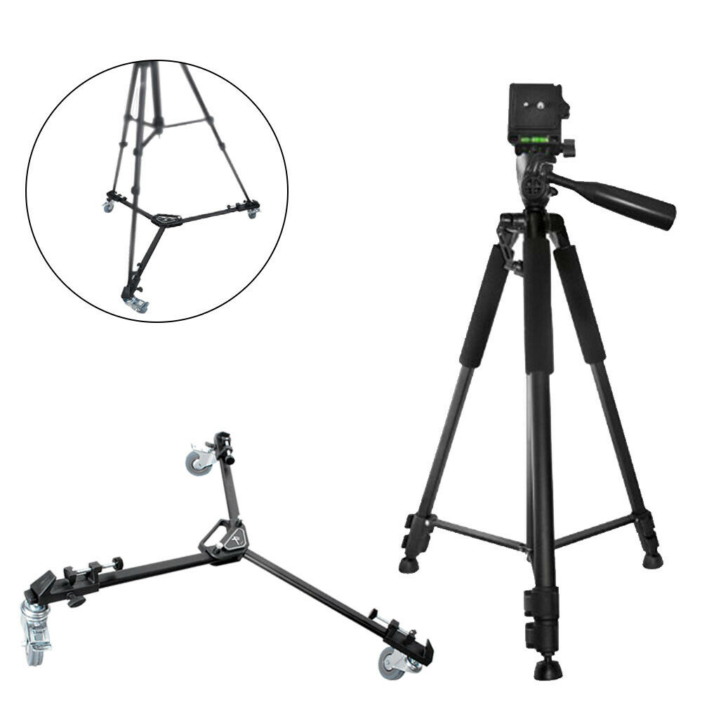 Xit Universal Tripod Folding Dolly Heavy Duty + 60