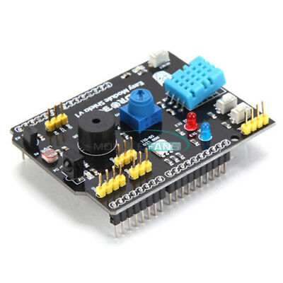Multifunction Expansion Board Dht11 Lm35 Temperature Humidity For Arduino