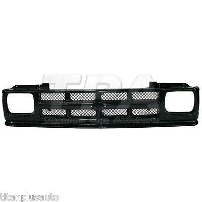 New Front,Upper GRILLE For Chevrolet,GMC Sonoma,S10,S10 Blazer BLACK GM1200143