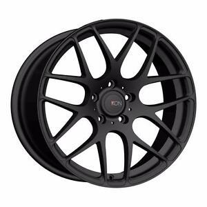 "NEW 18"" MATT BLACK RIMS FOR BMW-----TIRE SIZE 225/40R18 STARTING FROM $999.99"