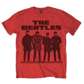 Beatles long tall sally T shirt. Size Large. Official merchandise