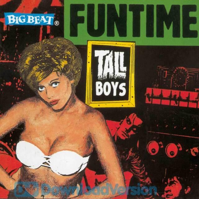 Tall Boys - Funtime (CDWIKD 175)
