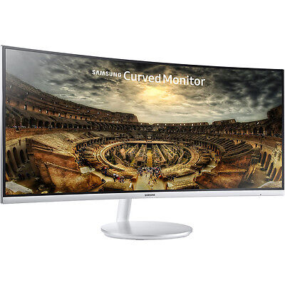 "Samsung 34"" CF791 3440x1440 Curved 21:9 Widescreen Monitor"