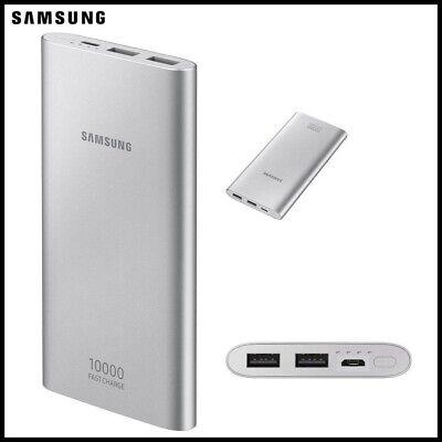 OEM NEW Samsung 10000 mAh Portable Fast Charging Battery Pack Power Bank 2port