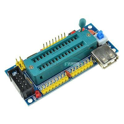 Atmega8 Atmega48 Atmega88 Development Board Avr No Chipdiy Kit New