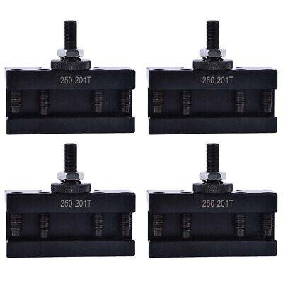 4pcs Bxa 250-201xl Oversize 34 Turning Tool Holder Quick Change 10-15 Lathe