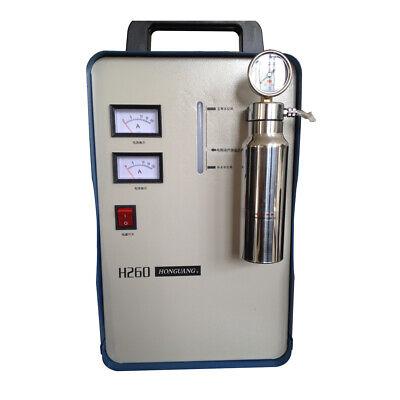 110v 800w 150l Polishing Machine Oxygen Hydrogen Flame Generator 2 Gas Torches