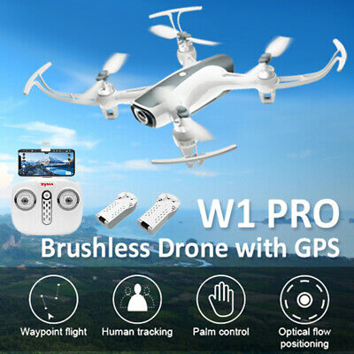 SYMA W1PRO Brushless Drone GPS 5G FPV Live Video Quadcopter with HD Camera 1080P