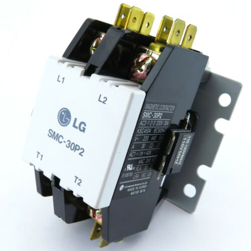 ( 10 ) NEW SMC30P2-AC240 TQBQ LG Meta-Mec LS Metasol DP Contactors 30/40A