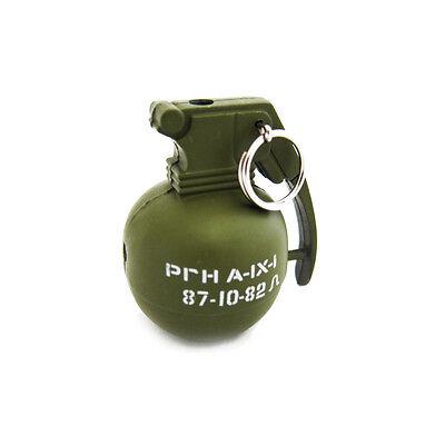 Mini Grenade Lighter - OD Green