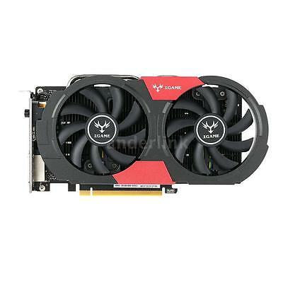 Colorful NVIDIA GeForce GTX iGame 1050Ti 4GB GDDR5X Video Graphics Card PCI-E3.0