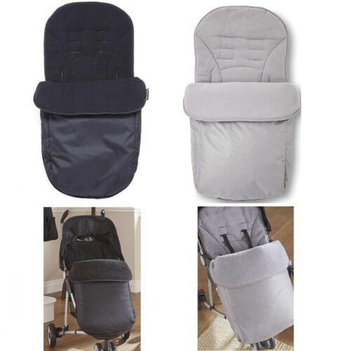 Clair de Lune Universal Stroller Pushchair Waterproof Footmuff and Seatliner