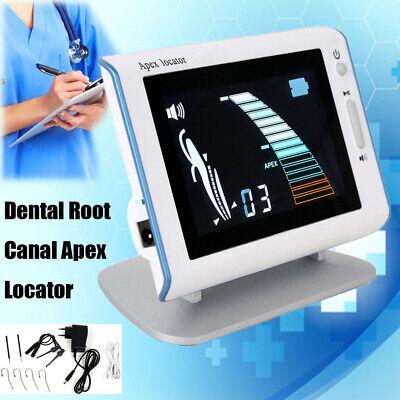 Root Canal Apex Locator Dental Endo Measure Endodontic Finder Dte Dpex Iii Us
