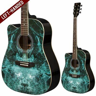 Lindo Left-Handed Fractal Acoustic Guitar & Gigbag (B-Stock)