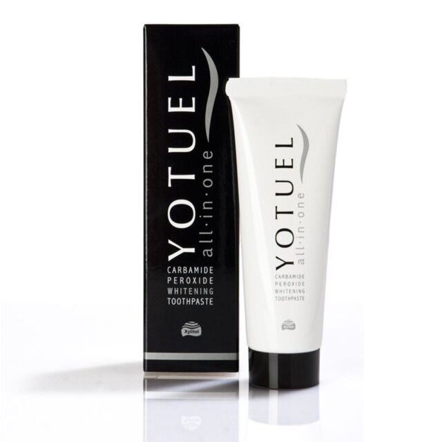 Yotuel ALL IN ONE Intensive WHITENING TOOTHPASTE 75ml  ---- WINTERGREEN