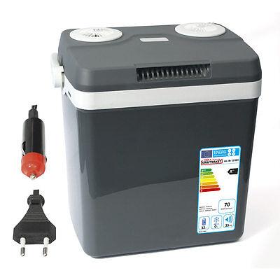 Kühlbox 12V 230V Elektrische Kühlbox Warmhaltebox Thermoelektrische Thermobox