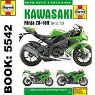 Kawasaki Motorcycle Workshop Manual