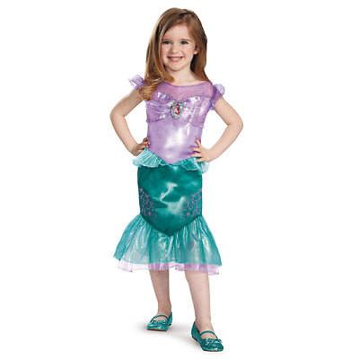 Toddler Ariel Classic Halloween Costume - Classic Toddler Halloween Costumes