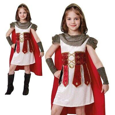 Mädchen Römische Prinzessin Kostüm Kinder Gladiator Buch Woche Tag Kostüm - Römische Prinzessin Kostüm Kind