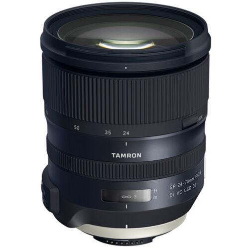Tamron SP 24-70mm F/2.8 Di VC USD G2 Lens For Nikon F - $865.99