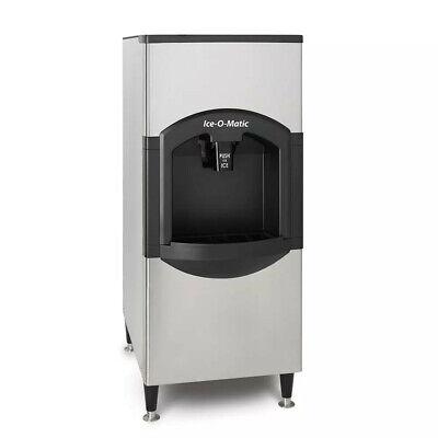 Ice-o-matic Cd40030 Floor Ice Dispenser With 180 Lb Capacity Ice Storage Bin