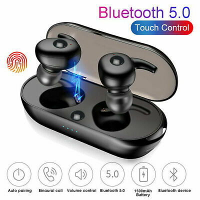 TWS Earbuds Headphone Wireless Bluetooth 5.0 Headset Ear-pods For iPhone Samsung
