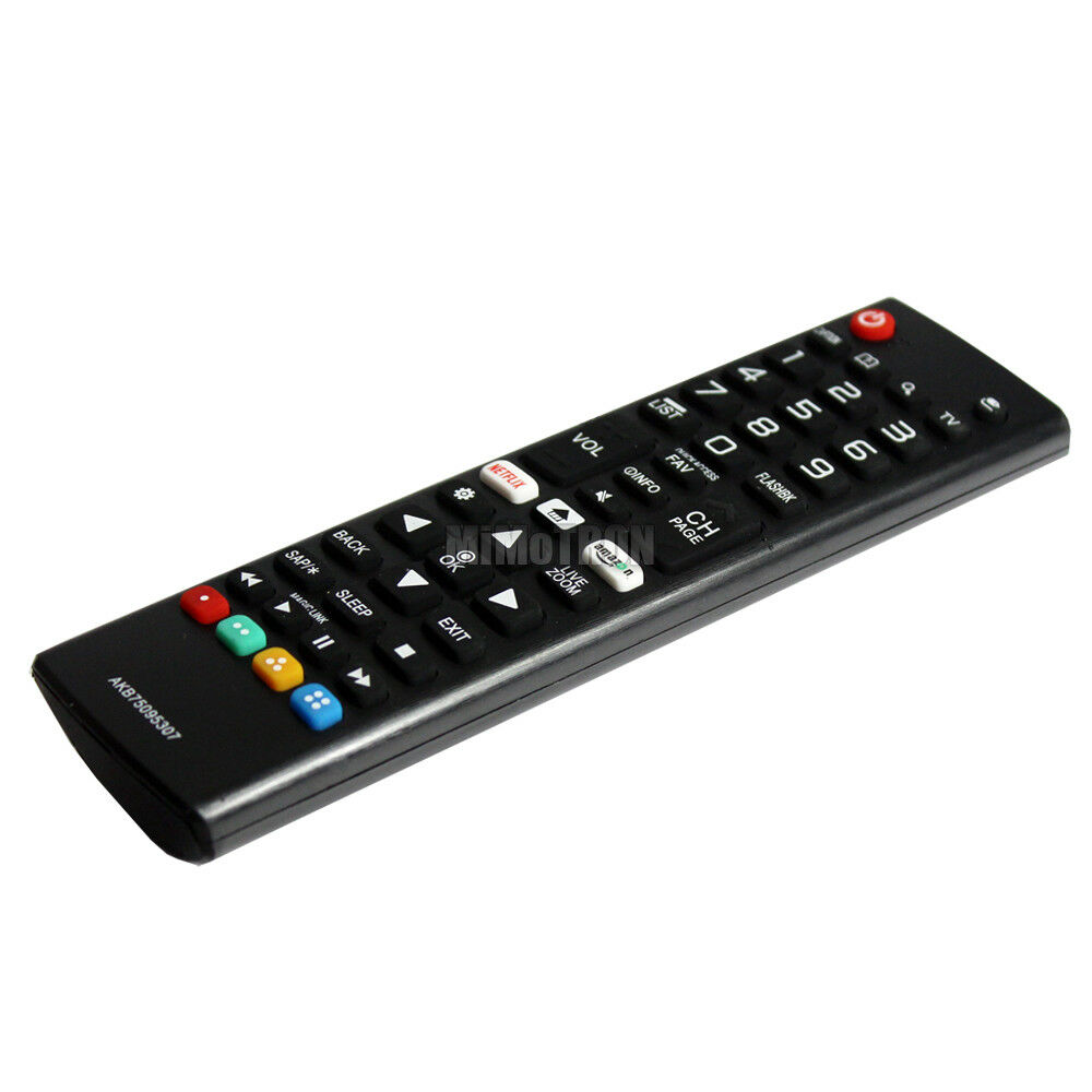 Generic LG AKB75095307 4K UHD Smart TV Remote control
