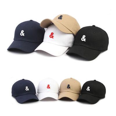 And & Und Mqum Casual Herren Damen Mützen Baseball Cap Hüte Kappe Basecap Hut Hüte Und Mützen