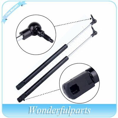2 Rear Window Lift Supports Struts For 1999 2000 2001-2004 Jeep Grand Cherokee
