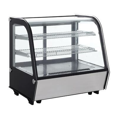 Marchia Mdc121 28 Refrigerated Countertop Bakery Display Case With Led