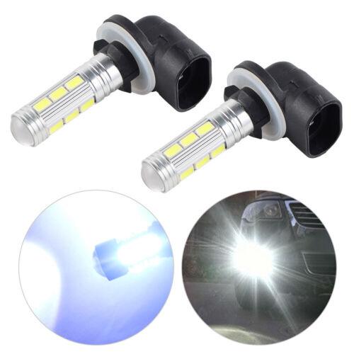 881 LED Headlight Bulb For Arctic Cat M1000 2007-2011 T660 2004-2008 6000K White
