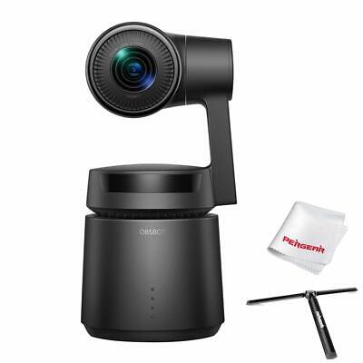 OBSBOT Tail AI Camera 4K/60fps Video 12 MP Photos 3-Axis Gimbal AI Tracking