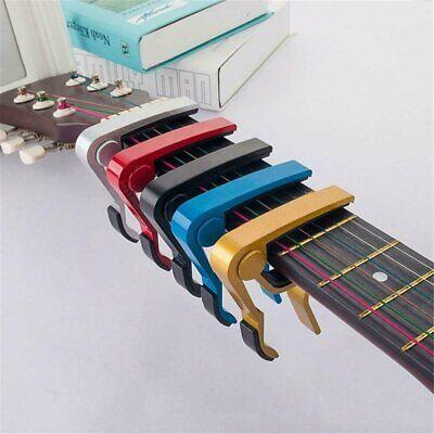 Guitar Capo Acoustic Clip Guitar String Instrument Clamp Fret  Electric Capos