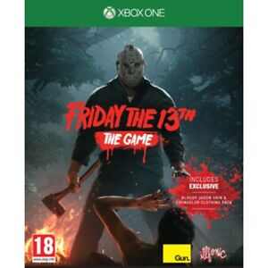 Friday The 13th Microsoft Xbox One Game 18 Years