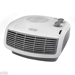 DeLonghi HTF3033 Table Top 3kw Fan Heater with Thermostat - Brand New