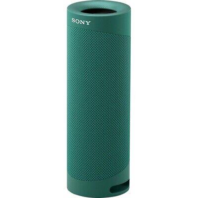 Sony SRS-XB23G SRSXB23G.CE7, grün tragbarer Bluetooth Lautsprecher Extra Bass
