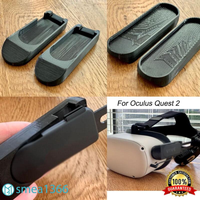 For Oculus Quest 2 Franken Quest Adapter - HTC Vive Deluxe Audio Strap (DAS) Kit