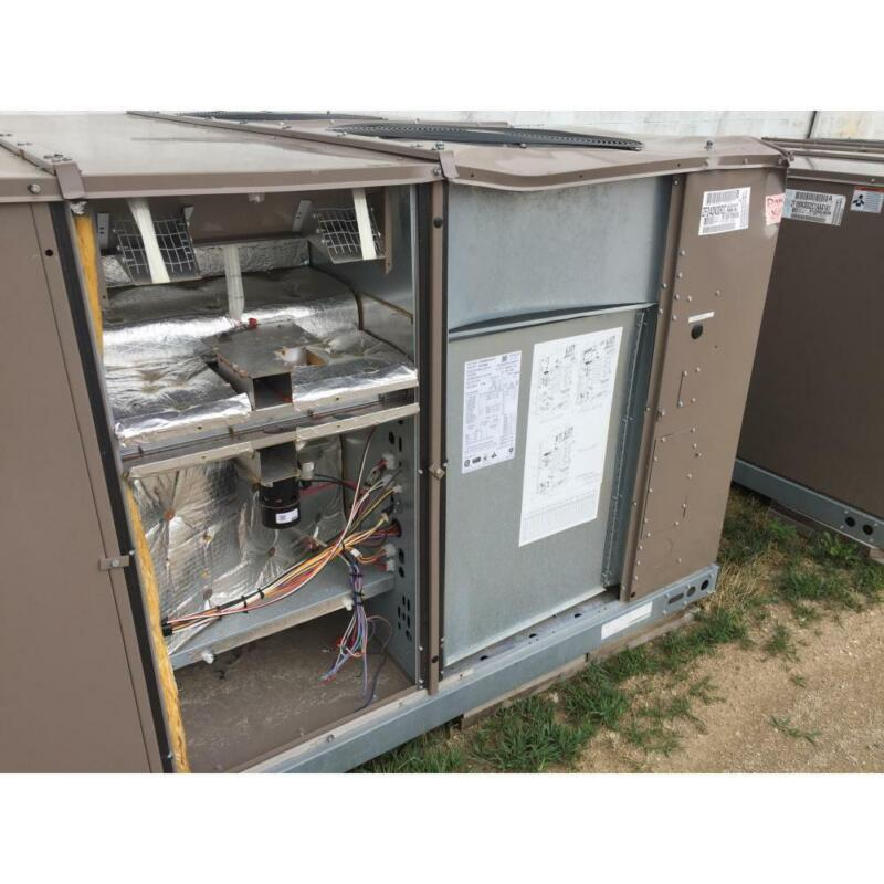 YORK ZF240N30R2C1AAA1A1 20 TON 2 STAGE CONVERTIBLE ROOFTOP GAS/ELEC AC, 3-PHASE