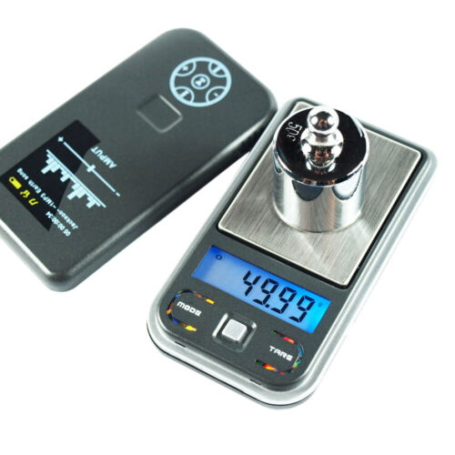 APTP-445 100g x 0.01g High Precision Digital Pocket Scale / Stylus Gauge