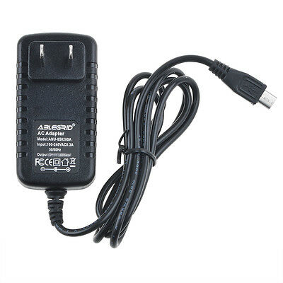AC Adapter for Urge Basics UG-SNDBRCKRED UG-SNDBRCKBLK UG-SNDBRCKBLU Power Cord