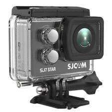"SJCAM SJ7 Star WiFi 4K 30FPS 2"" Touch Screen Remote Action Helmet DV Black"