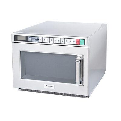 Panasonic Ne-17521 Pro I Commercial Microwave Oven 1700 Watts