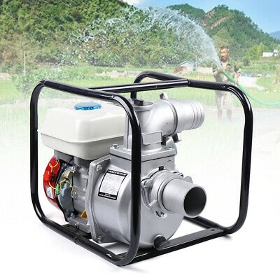 Gasoline Water Pump 7.5 Hp Gas-powered Water Transfer Pump Garden Irrigation
