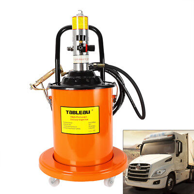 Improve Working Life with High Pressure Hydraulic Hose Grease Pump 20L 5 Gallon