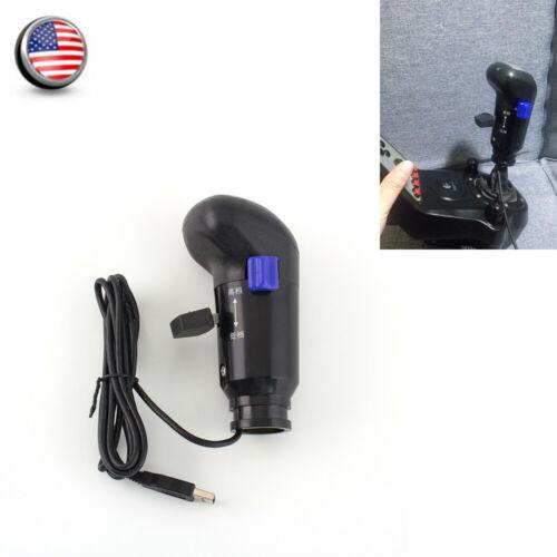 PC-USB SIM Gearshift Shifter Knob Logitech G920, G29, G27, G